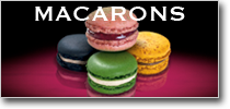 Visitez notre section macarons