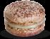 Macaron Vanille - Fraise